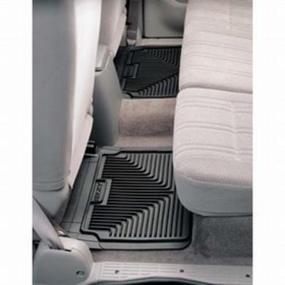Husky Heavy-Duty Floor Mats - Rear (Tan) - 52023