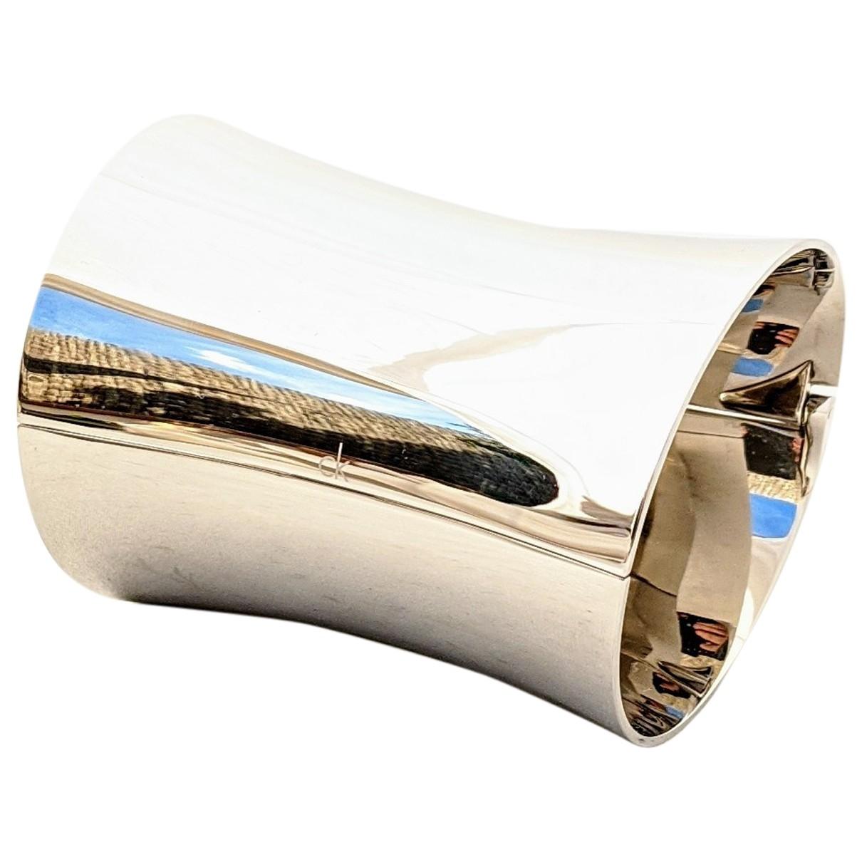 Calvin Klein \N Silver Steel bracelet for Women \N