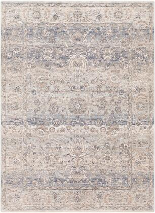 Palazzo PZL-2302 5 x 82 Rectangle Traditional Rug in