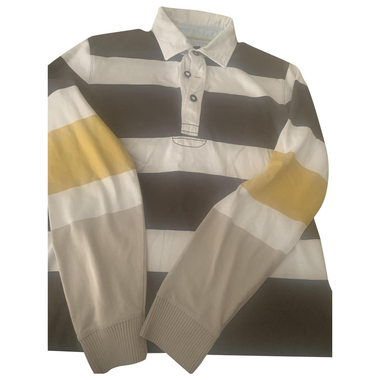 Boss \N Pullover.Westen.Sweatshirts  in  Bunt Baumwolle