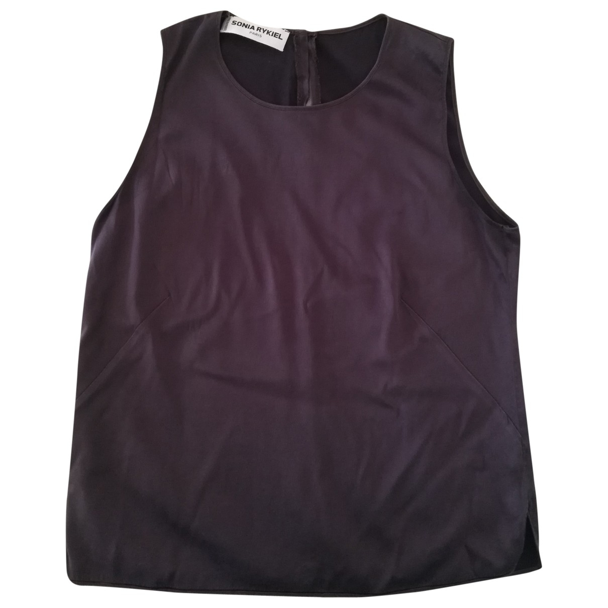Sonia Rykiel - Top   pour femme en soie