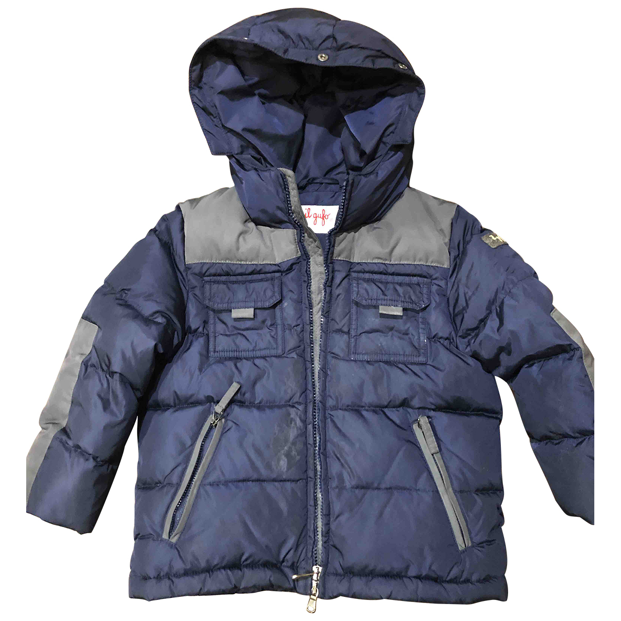Il Gufo \N Navy jacket & coat for Kids 5 years - up to 108cm FR