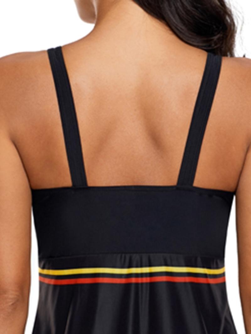 Ericdress BowKnot Print Sexy Swimwear