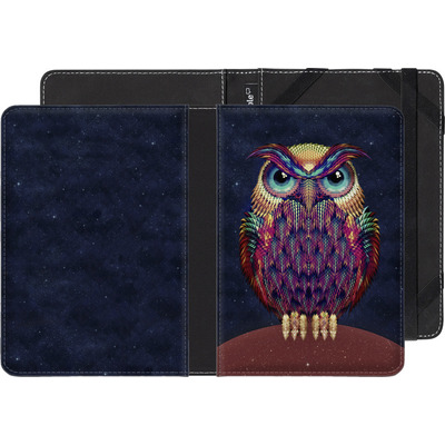 Amazon Kindle eBook Reader Huelle - Owl von Ali Gulec