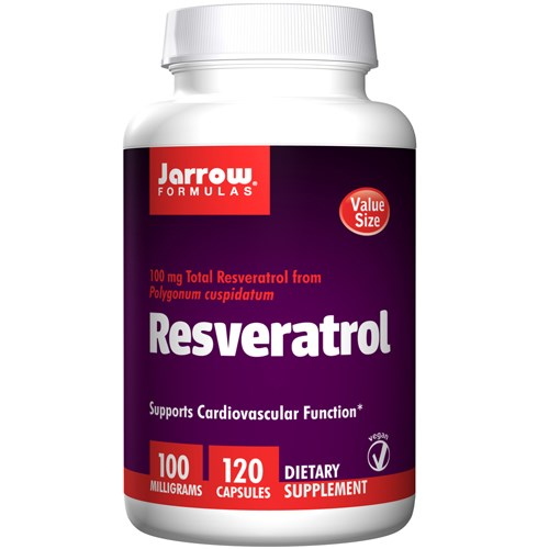 Resveratrol 120 Caps by Jarrow Formulas