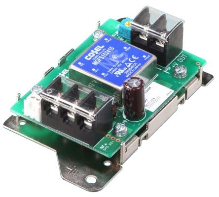 Cosel STMGFS 15W Isolated DC-DC Converter PCB Mount, Voltage in 9 → 36 V dc, Voltage out 15V dc