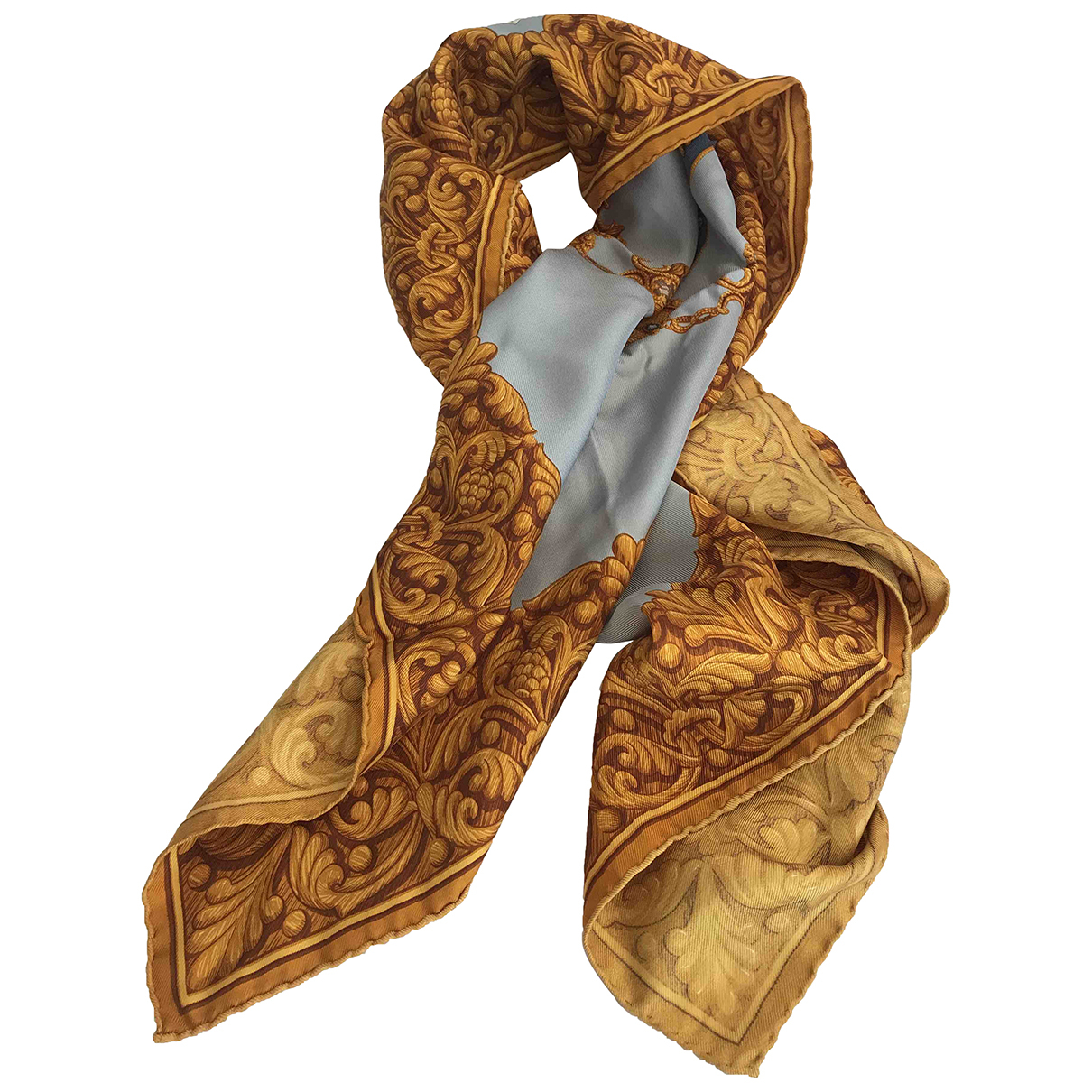 Christian Dior N Multicolour Silk scarf for Women N