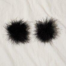 Fuzzy Nipple Covers