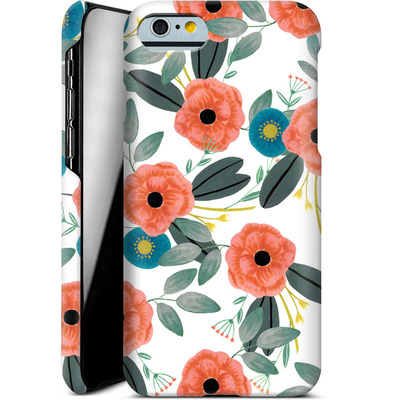 Apple iPhone 6 Smartphone Huelle - Poppy Dream von Iisa Monttinen