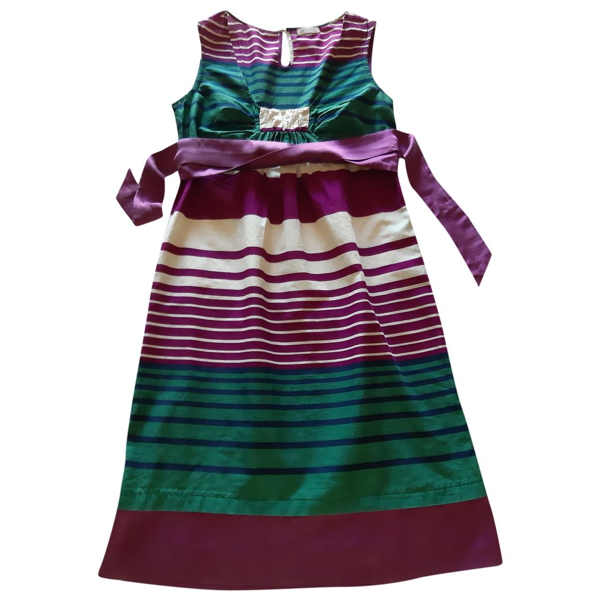 Max & Co \N Multicolour Cotton dress for Women 40 IT