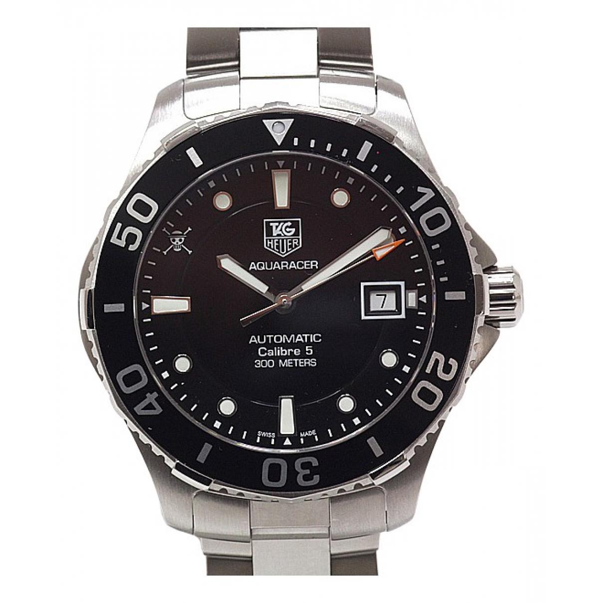 Tag Heuer Aquaracer  Steel watch for Men N