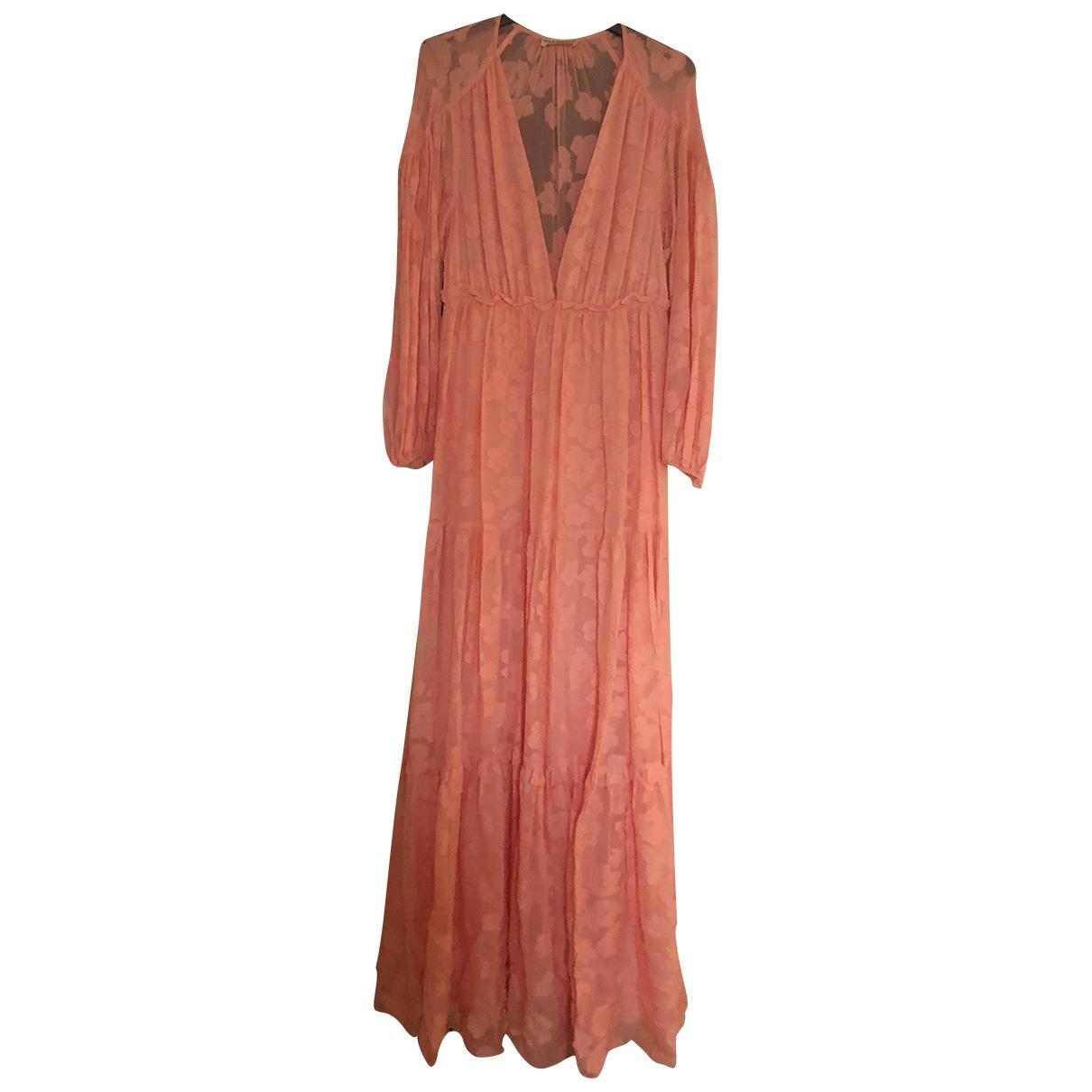 Maxi vestido de Seda Ulla Johnson