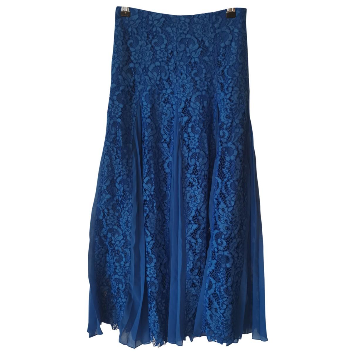 Sandro N Blue skirt for Women 1 0-5