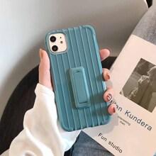 Solid Luggage Design iPhone Case