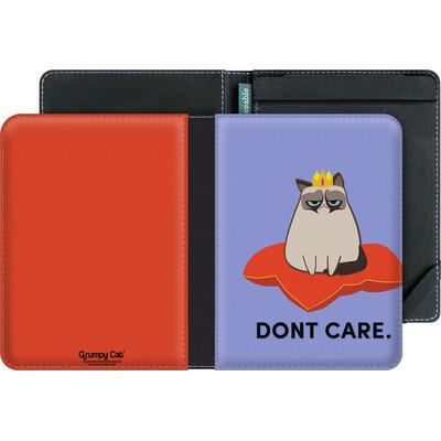 tolino vision 2 eBook Reader Huelle - Dont Care von Grumpy Cat