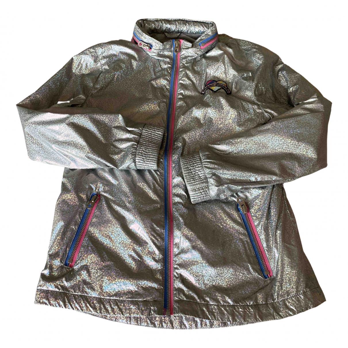 Little Marc Jacobs - Blousons.Manteaux   pour enfant - argente