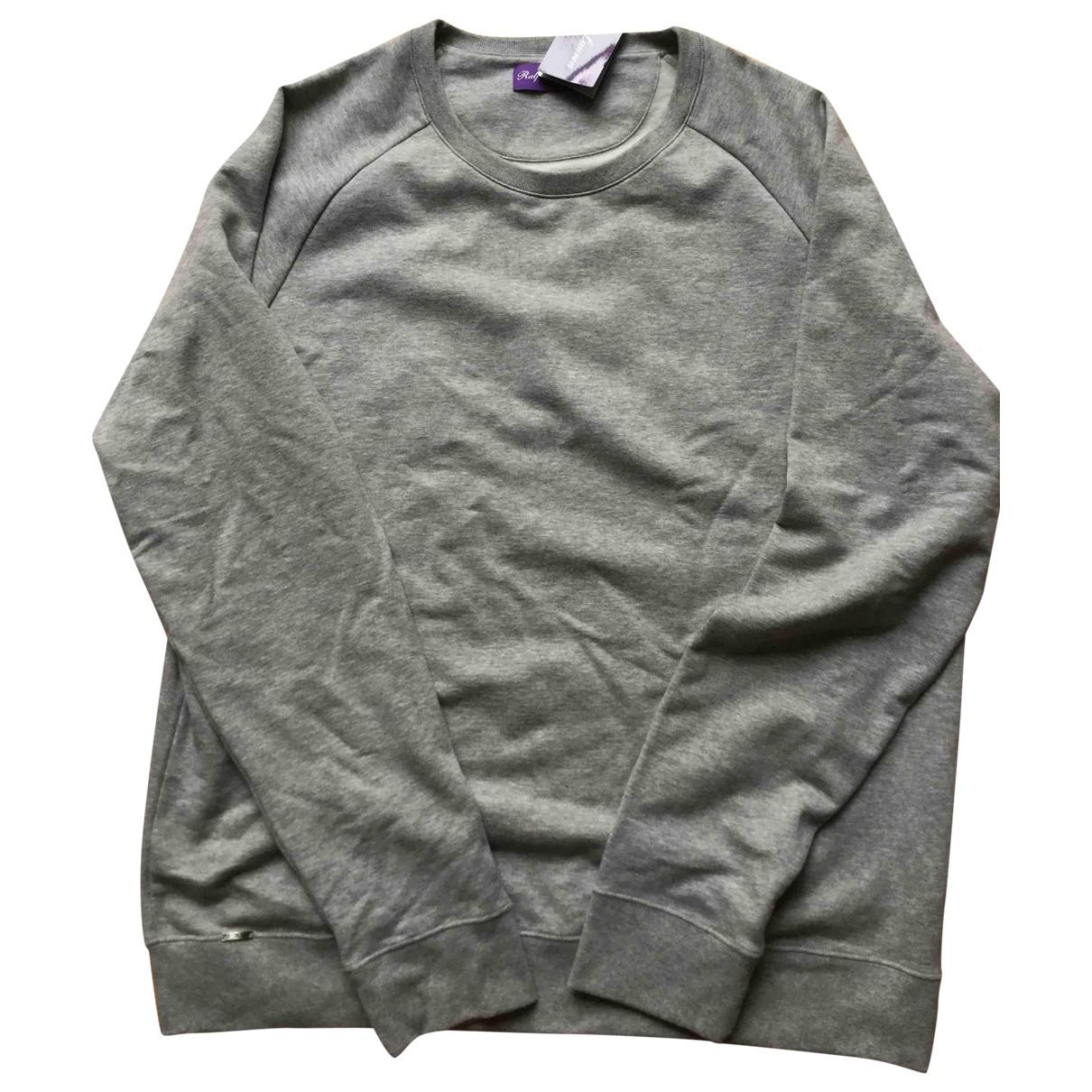 Ralph Lauren Purple Label - Pulls.Gilets.Sweats   pour homme en coton - gris
