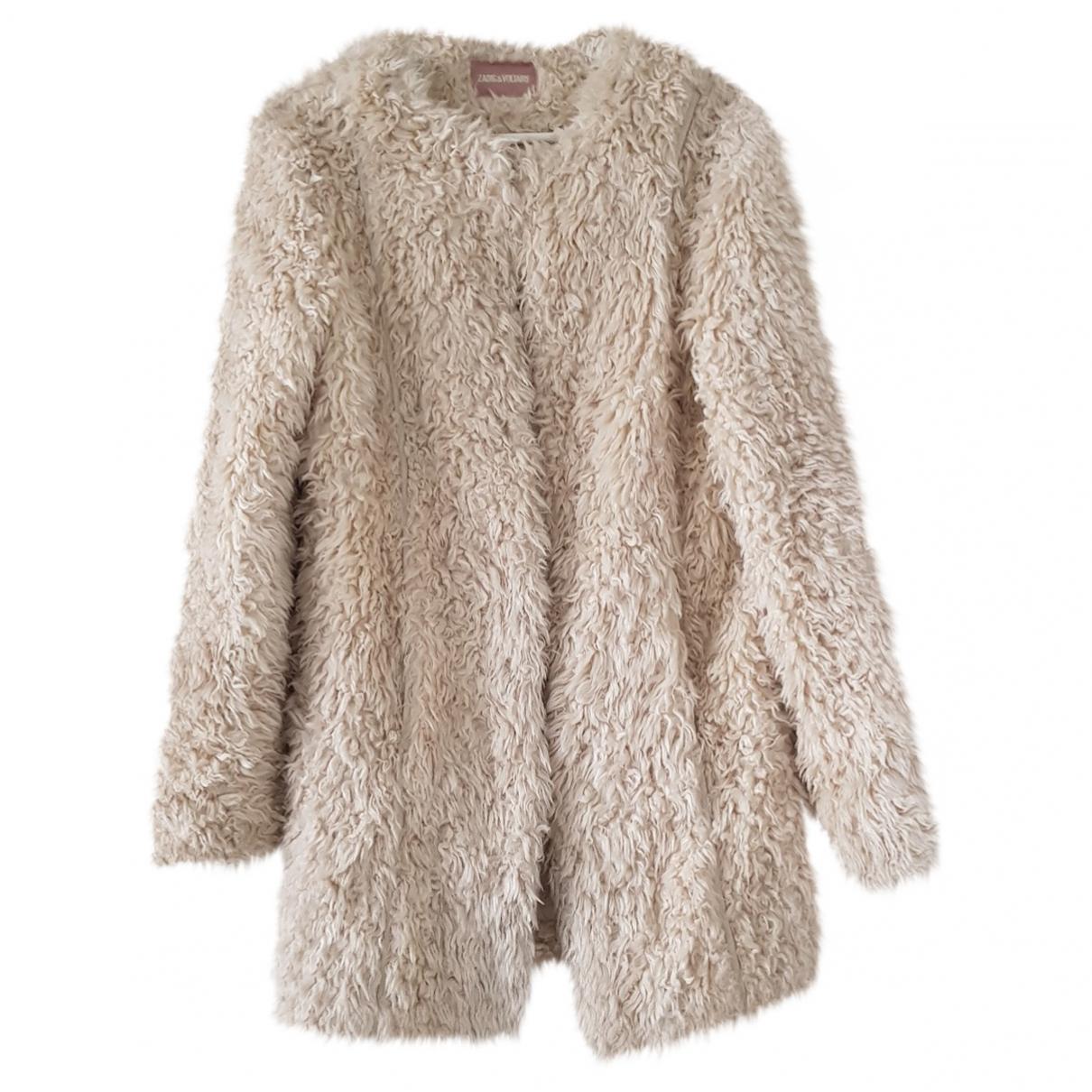 Zadig & Voltaire \N Beige coat for Women M International