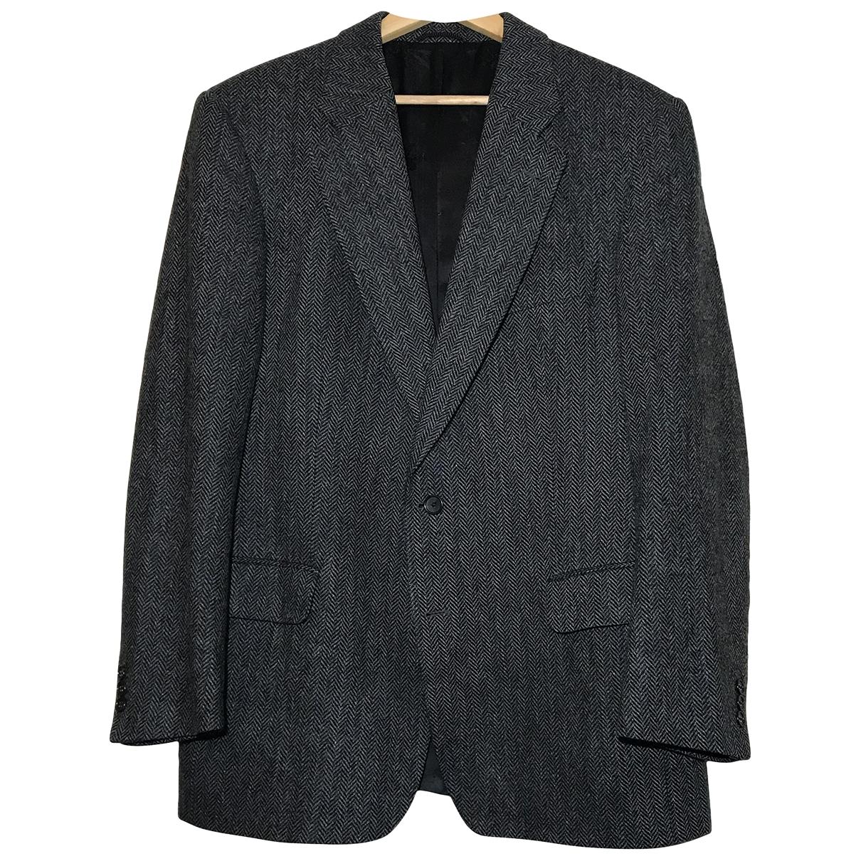 Burberry - Vestes.Blousons   pour homme en laine