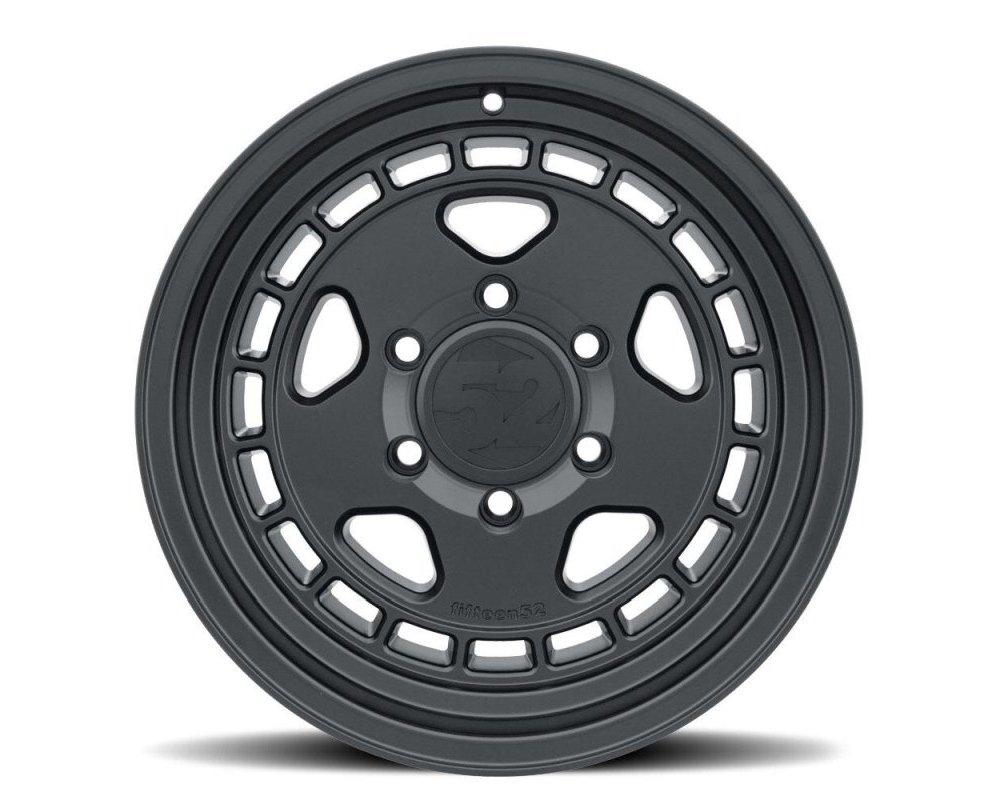 Fifteen52 Turbomac HD Classic Wheel Asphalt Black 16x8 5x114.3|5x4.5 0mm