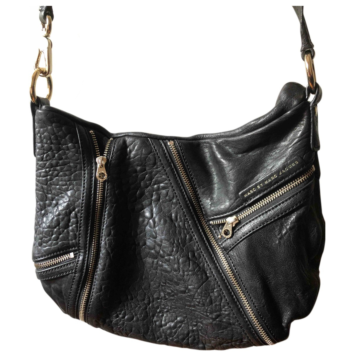 Marc By Marc Jacobs N Black Leather handbag for Women N