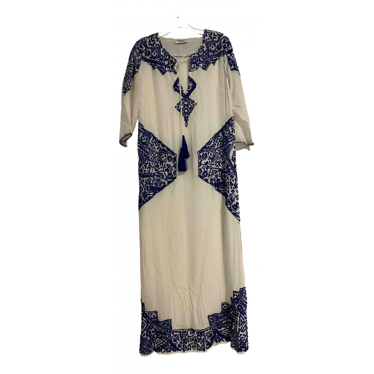 Maxi vestido Oversize de Seda Non Signe / Unsigned