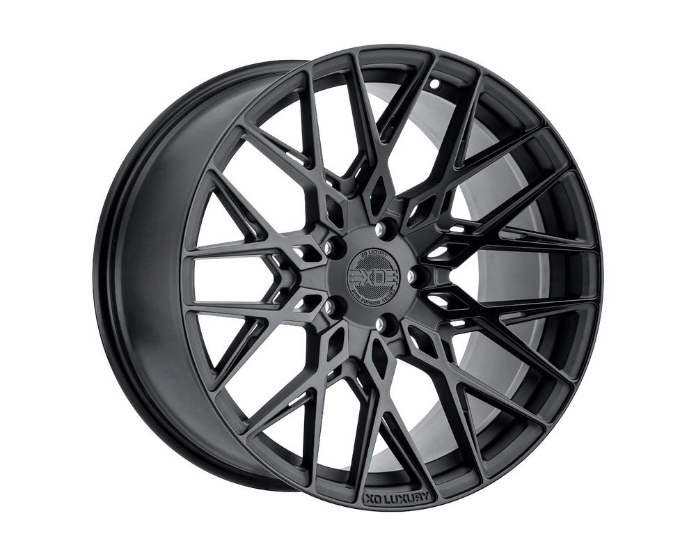 XO Luxury Phoenix Wheel 19x9.5 5x114.30 20mm Double Black