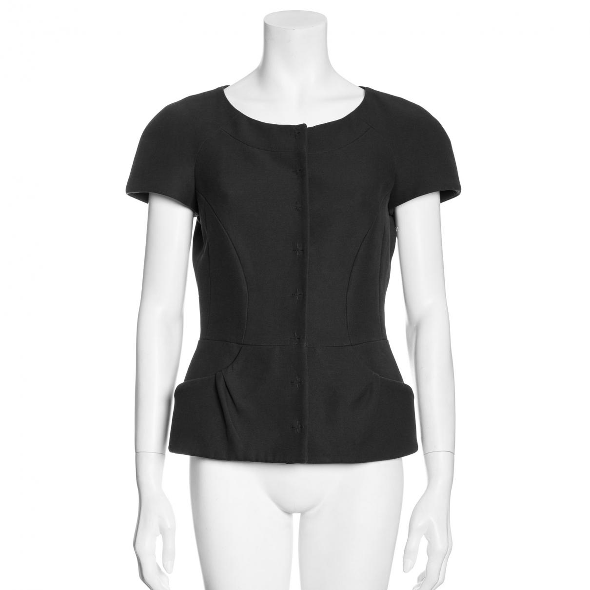 Fendi \N Black Cotton  top for Women M International