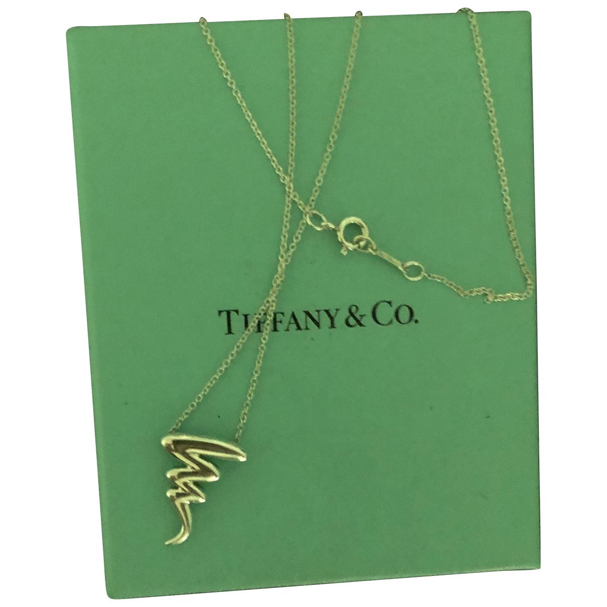 Collar Paloma Picasso de Plata Tiffany & Co