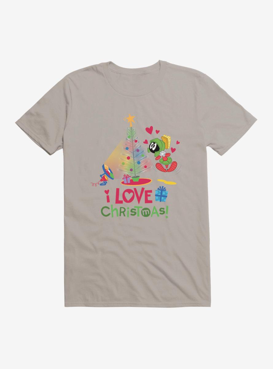 Looney Tunes Holiday I Love Christmas T-Shirt