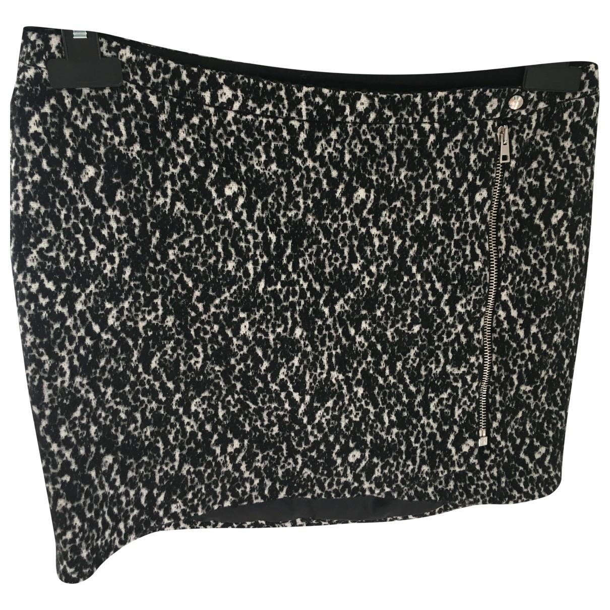 Ba&sh \N Multicolour Wool skirt for Women 34 FR