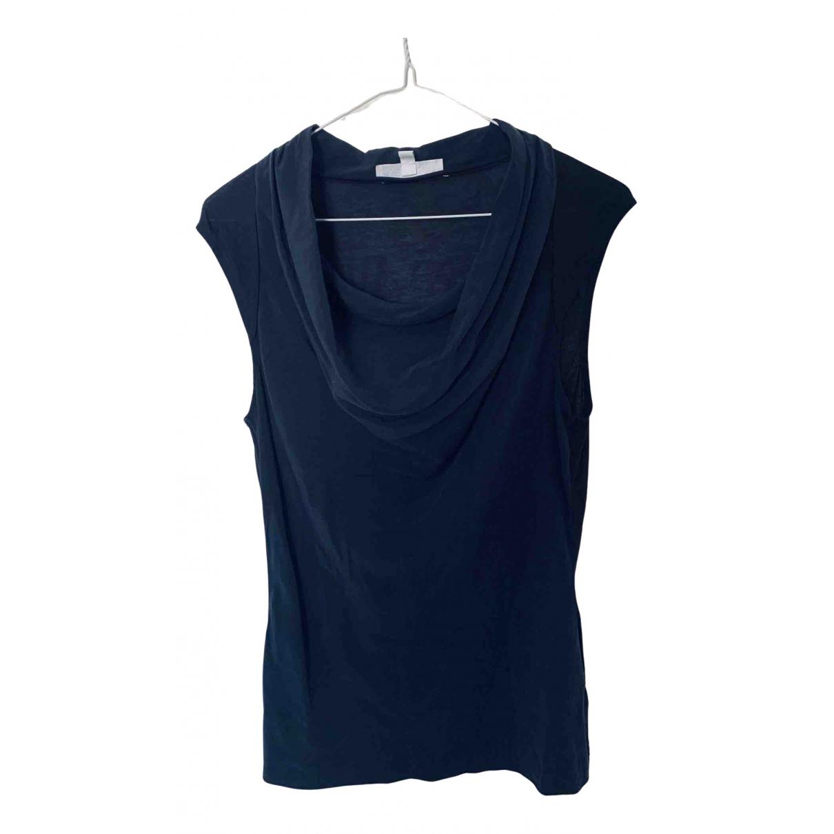 Camiseta sin mangas de Seda Nicole Farhi