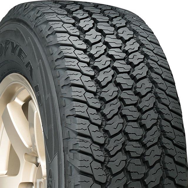 Goodyear 748014572 Wrangler All Terrain Adventure with Kevlar Tire LT265/70 R18 124S E1 BSW