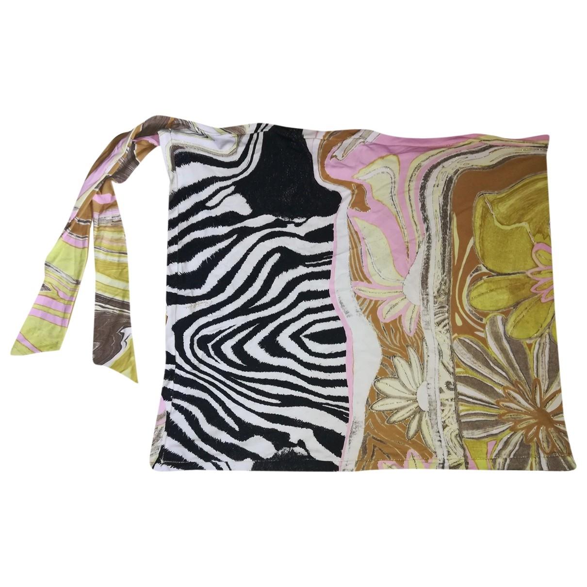 Roberto Cavalli - Jupe   pour femme - multicolore