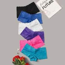 Vielfarbig Einfarbig Hoschen