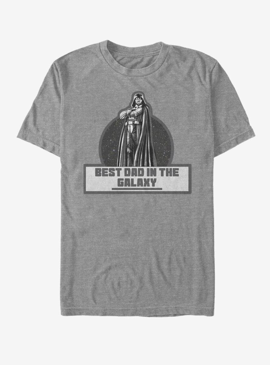 Star Wars Galaxy Dad T-Shirt