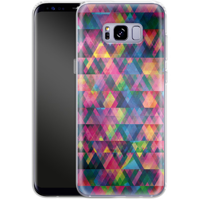 Samsung Galaxy S8 Plus Silikon Handyhuelle - Graphic 84 von Mareike Bohmer