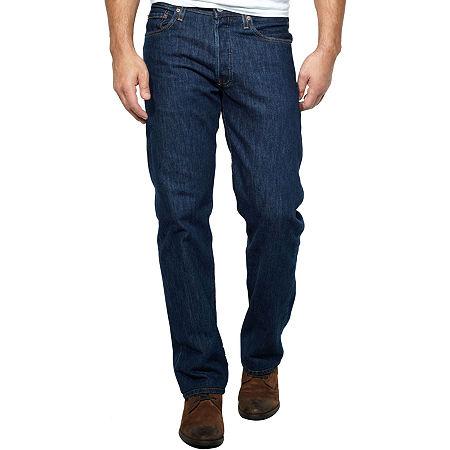 Levi's Men's 501 Original Fit Jeans, 33 29, Blue
