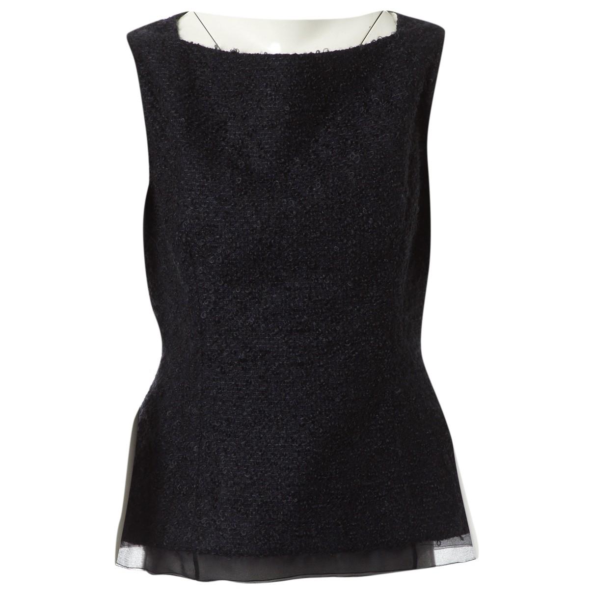 Camiseta de tirantes Tweed Dior