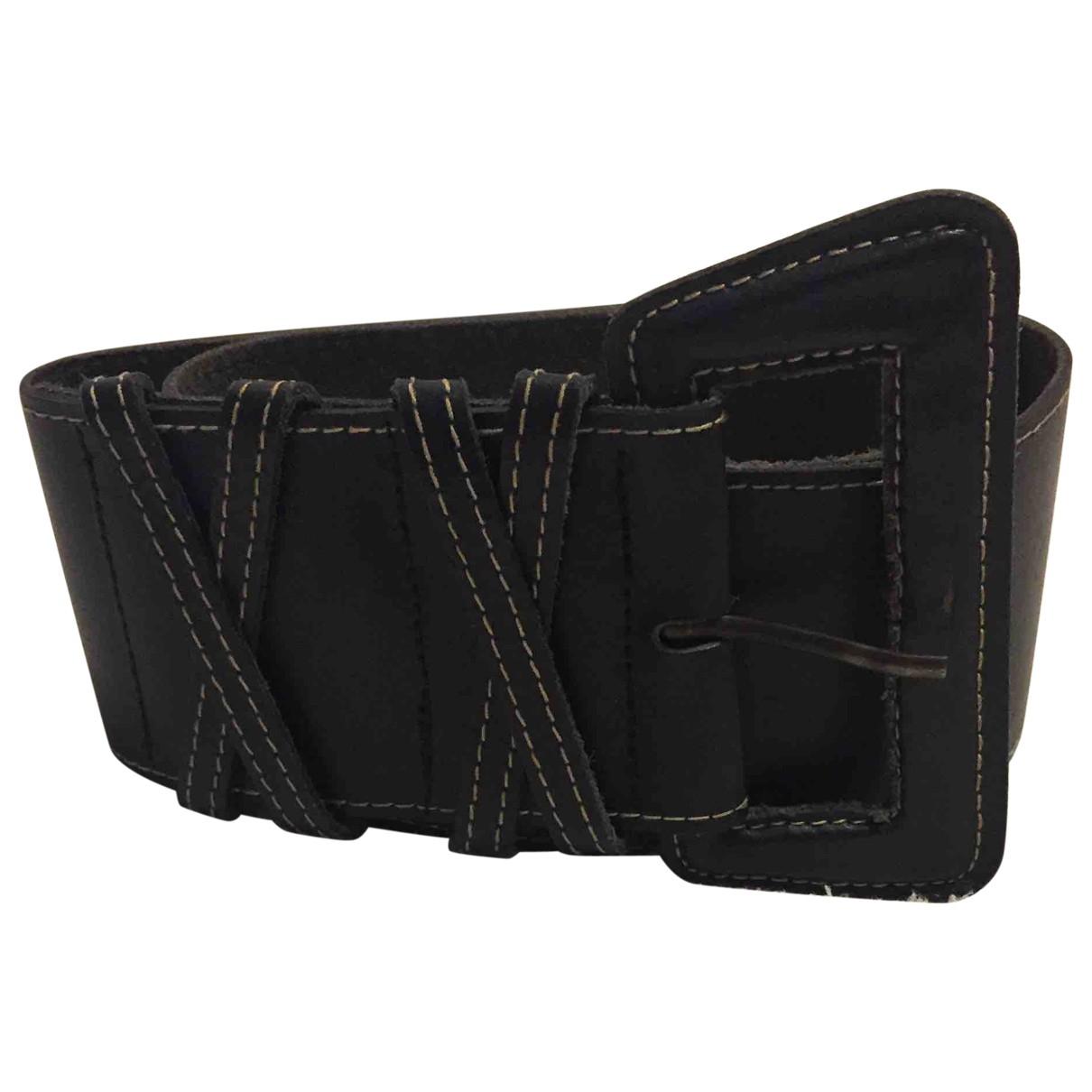 Cinturon de Cuero Marella
