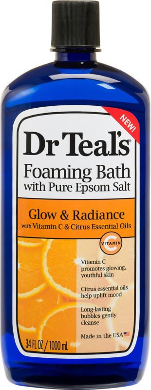 Glow & Radiance Foaming Bath