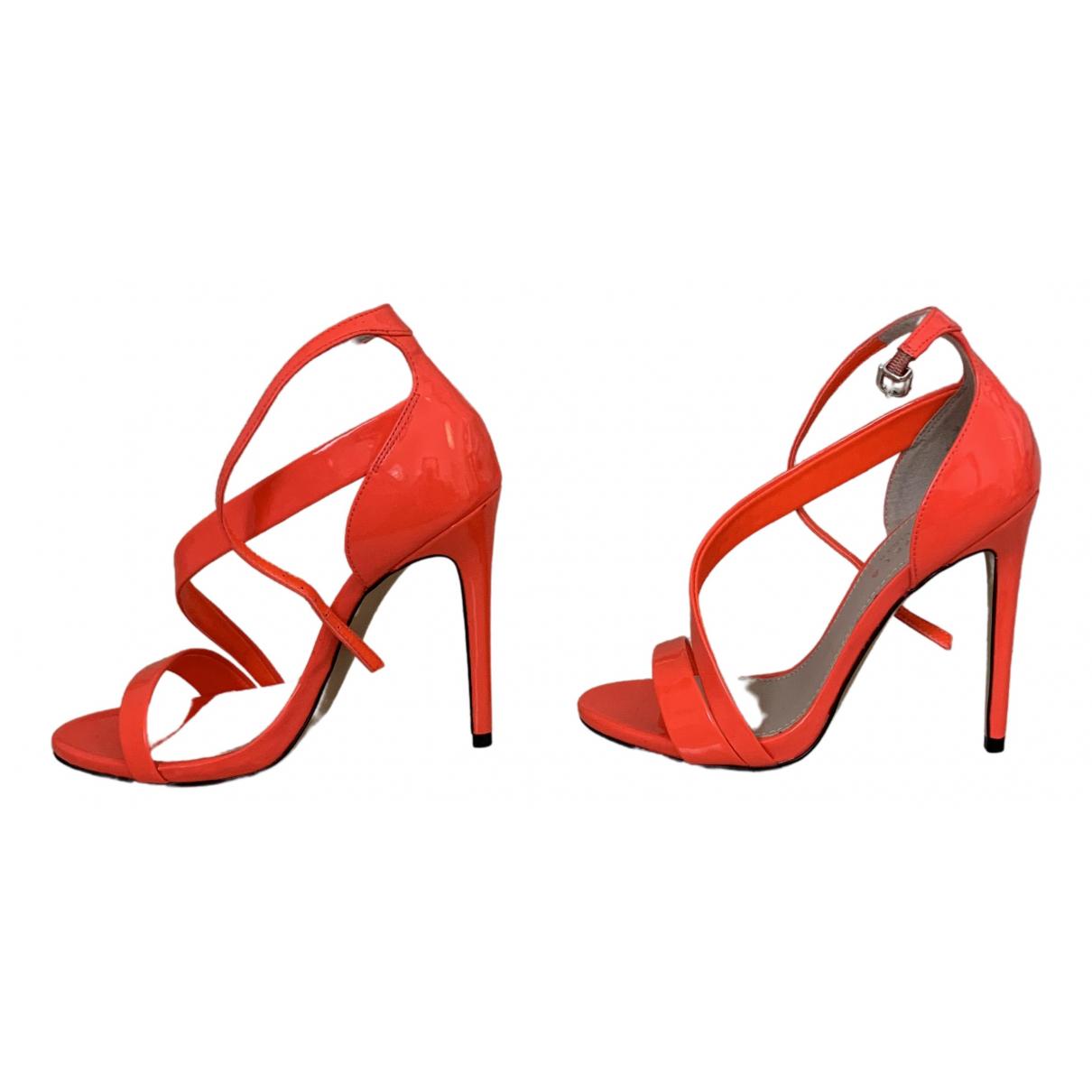 Kurt Geiger \N Pink Patent leather Heels for Women 37 EU