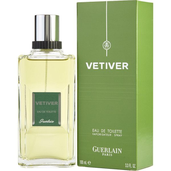 Vetiver - Guerlain Eau de Toilette Spray 100 ML