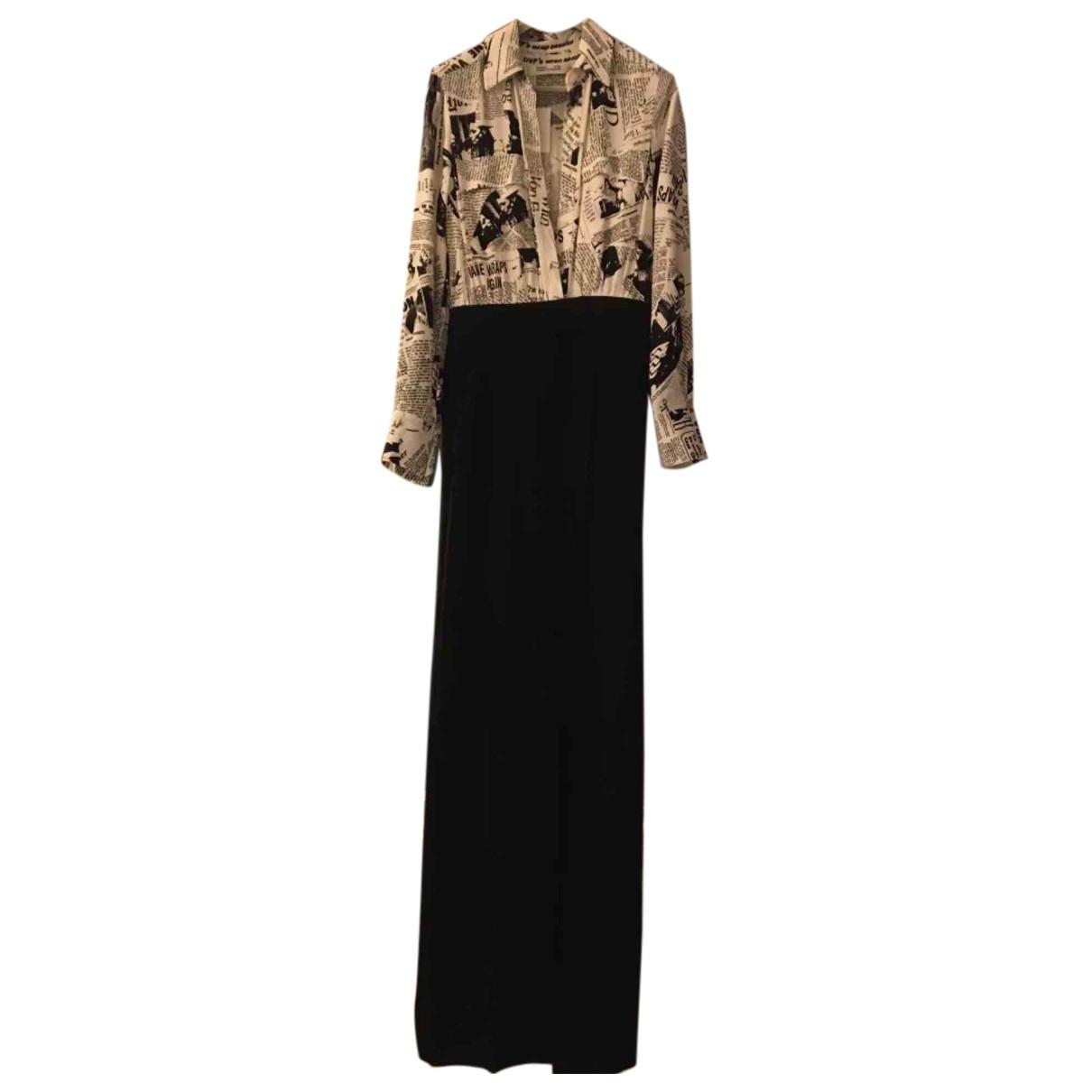 Diane Von Furstenberg N Multicolour Silk jumpsuit for Women 10 UK
