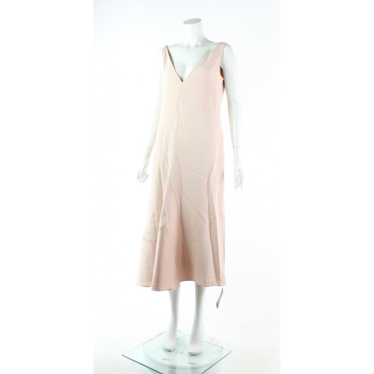 Stella Mccartney \N Kleid in  Rosa Viskose