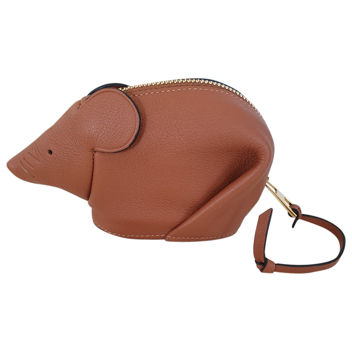 Loewe Animals Brown Leather Purses, wallet & cases for Women \N