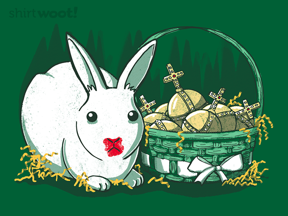 No Ordinary Rabbit T Shirt