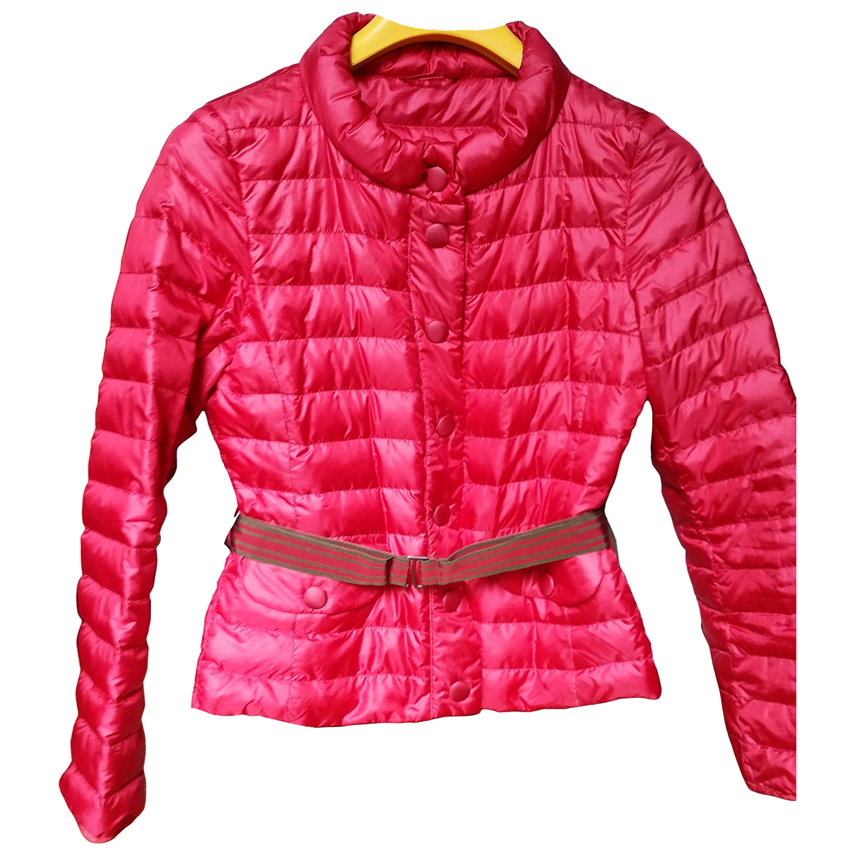Max Mara Weekend - Manteau   pour femme - rouge