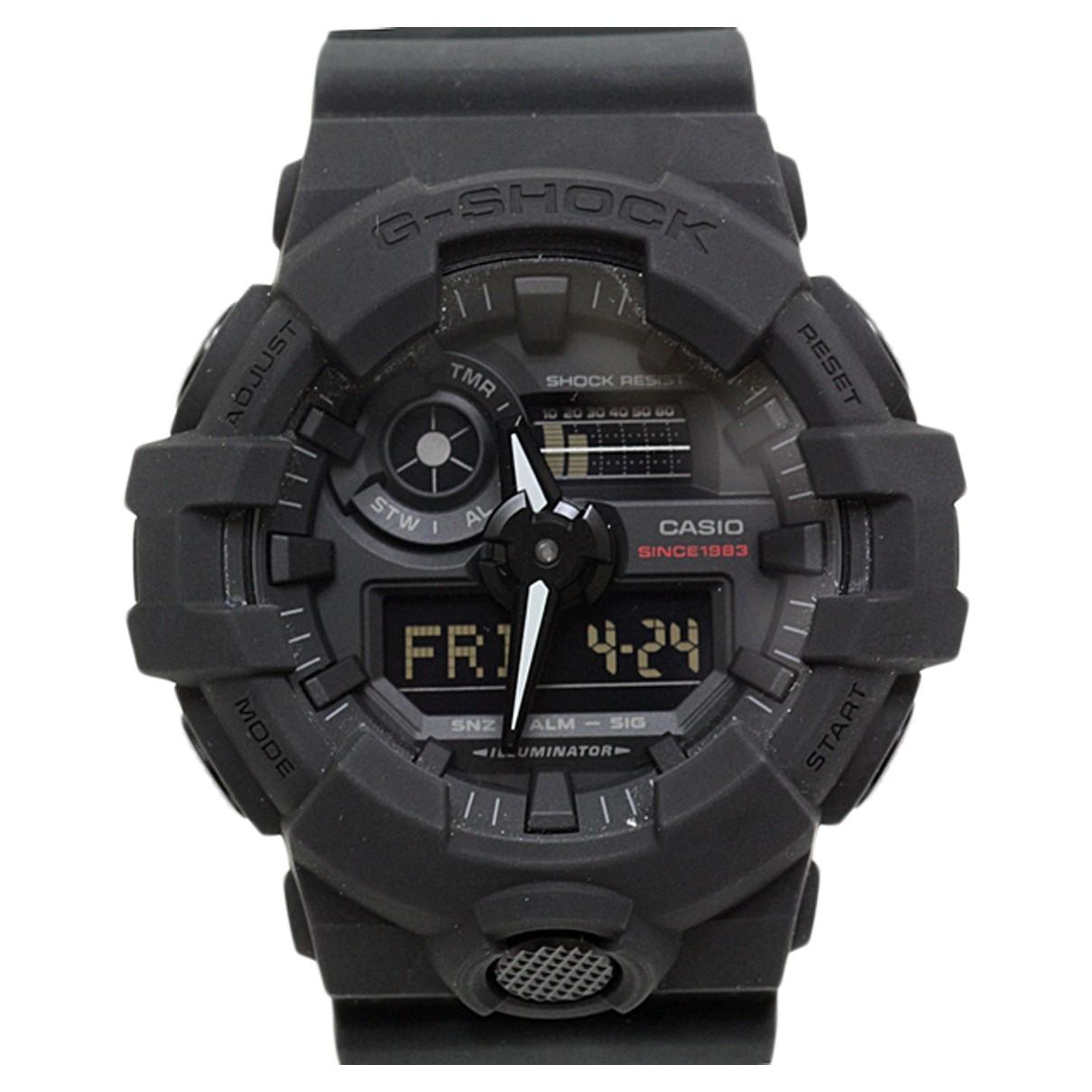 Casio \N Black watch for Women \N