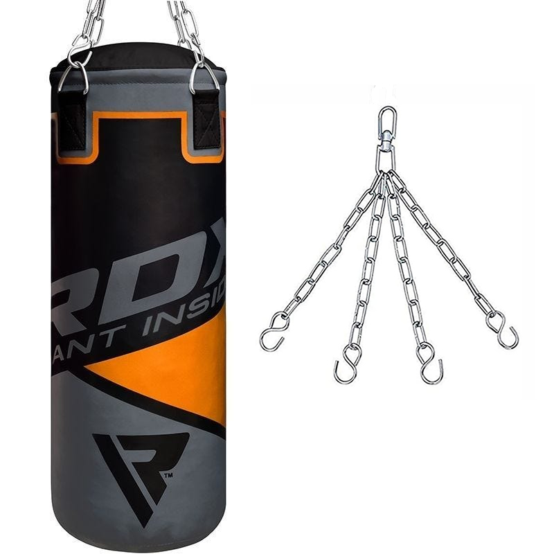 RDX 8O Orange Enfants Sac de Boxe
